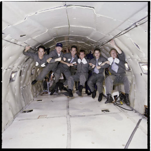 Tom Hanks, Ron Howard, Bill Paxton, Kevin Bacon, Gary Sinise and Todd Hallowell