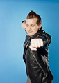 Tre Cool Photoshoot - green-day screencap