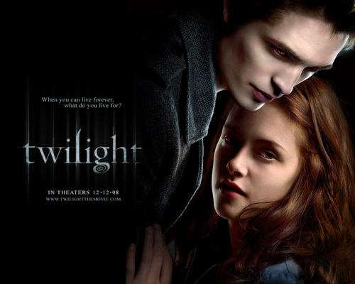Twilight Series Bella and Edward