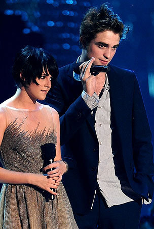 Twilight at the VMAs 2009