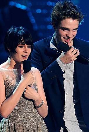 Twilight at the VMAs 2009