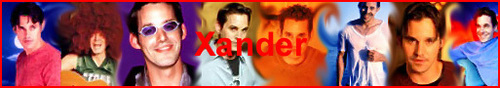 Xander/Nick Brendon Banner