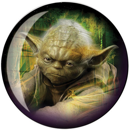 Yoda Bowling Ball