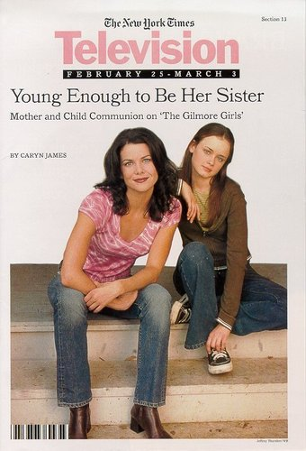 Young Enough to Be Her Sister cover