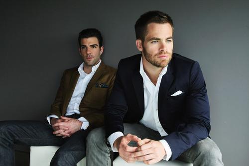 Zachary & Chris