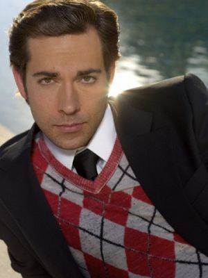 Zachary Levi - Don Flood Photoshoot
