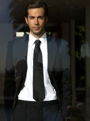 Zachary Levi - Don Flood Photoshoot - zachary-levi Photo