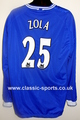 Zola Chelsea Football shirt - chelsea-fc photo