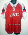 arsenal 1992-94 Football 衬衫