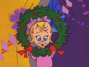 Incredible How The Grinch Stole Christmas Images Cindy Lou Who Wallpaper And Easy Diy Christmas Decorations Tissureus