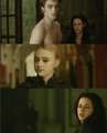 funny faces in the new moon trailer - - twilight-series photo