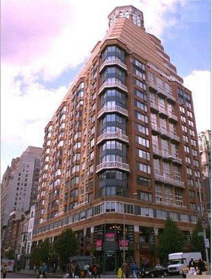 jons apartment in n.y.c