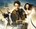 legend of the seaker - bridget-regan wallpaper
