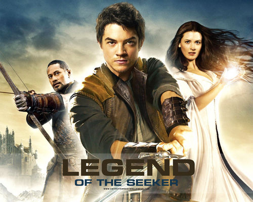 legend of the seaker
