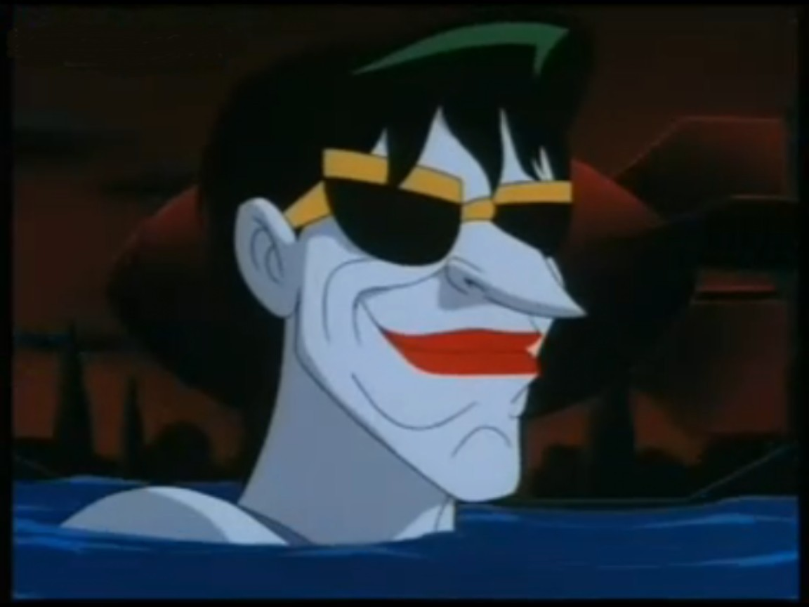 Batman The Animated Series Images Lol Pool Side Joker HD Wallpaper And Background Photos
