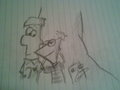 perry ancora..hh - perry-the-platypus fan art