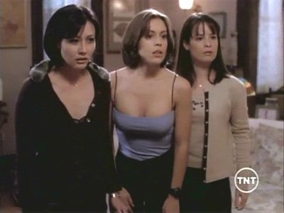 Piper Halliwell wallpaper with a portrait called power of three!!!:)