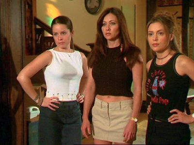 power of three(with prue & paige)!!!