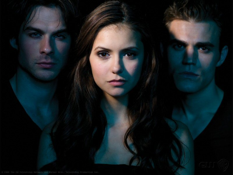 stefan elena and damon promo pics - The Vampire Diaries ...