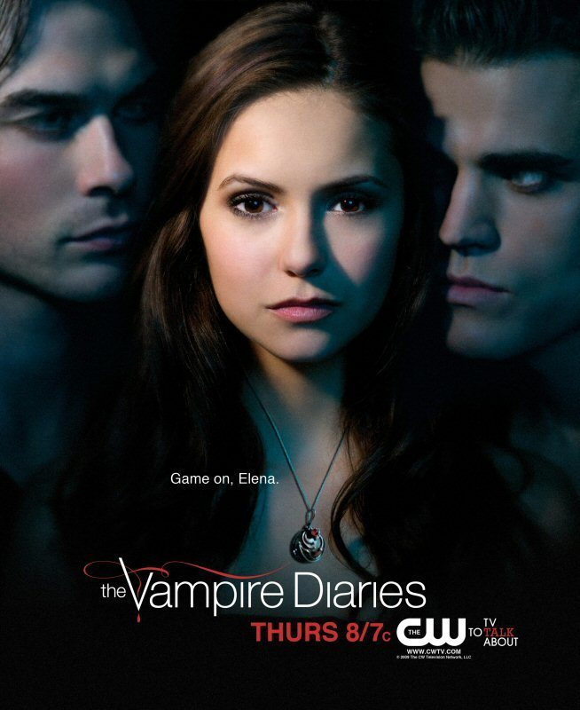 vampire diaries stefan. stefan elena and damon promo