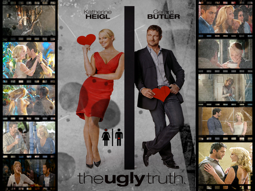 Gerard Butler wallpaper called the ugly truth