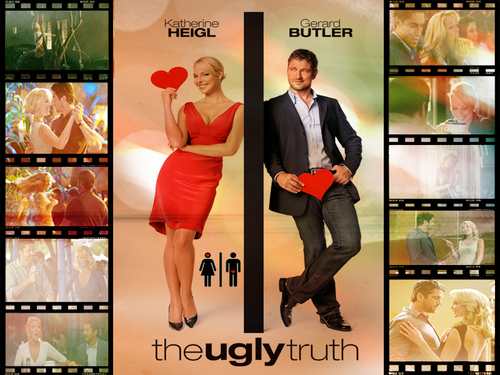 Gerard Butler wallpaper entitled the ugly truth