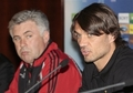 this is with ancelotti - paolo-maldini photo