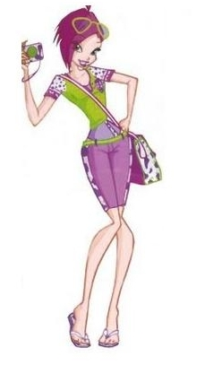 tutti fruity dress - the-winx-club photo