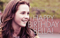 yesterday was Bella's 22nd Birthday ;) - twilight-series photo