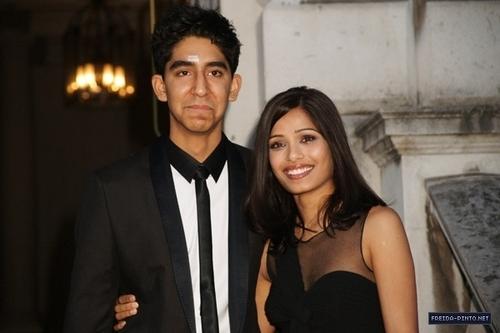 Aug. 2, 2009 - Film4 Summer Screen At Somerset House: Slumdog Millionaire