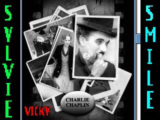 *Charlie Smile Tö Sylvie*