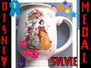 *Heartily Cöngrats Sylvie* Vicky