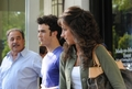Kevin, Danielle and her parents in Manhasset, NY - 09/17 - the-jonas-brothers photo
