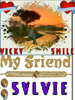 *Sylvie My Best Friend* Vicky