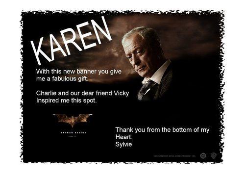 ***** WoW Karen ! *****