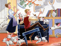 101 Dalmatians Wallpaper - 101-dalmatians wallpaper
