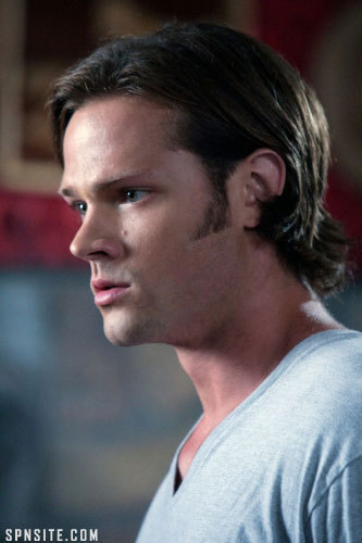 Sam Winchester wallpaper containing a portrait called 5x03- Free to Be You And Me