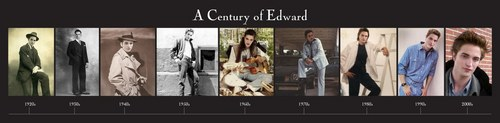 A Century of Edward (by tessa summer)