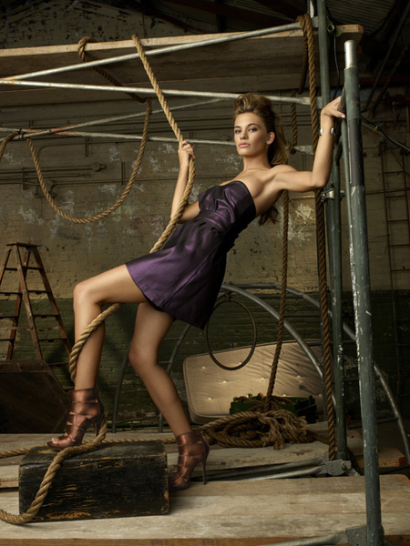 ANTM Cycle 13 Episode 4 Photoshoot