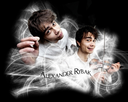 Alexander Rybak Wallpaper by me