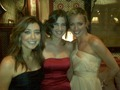Alyson, cobie and Cat Deeley  Backstage @ The Emmy Awards 2009 - how-i-met-your-mother photo