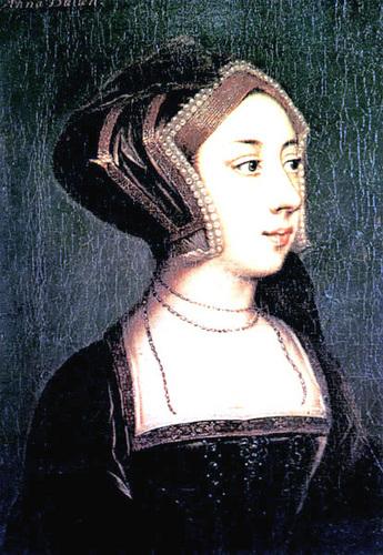 Anne Boleyn, 2nd 퀸 of Henry VIII