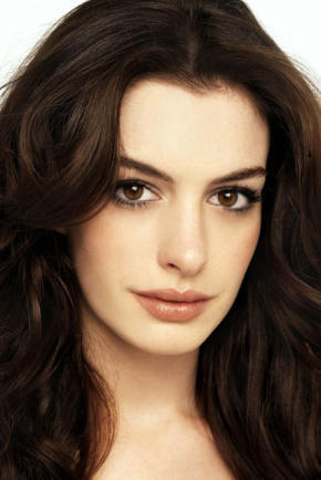 Anne Hathaway in Marie Claire