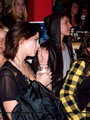 Ashley on the 100 Monkeys concert  - twilight-series photo