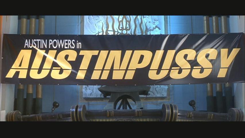 Austin Powers Dans Goldmember (Austin Powers In Goldmember
