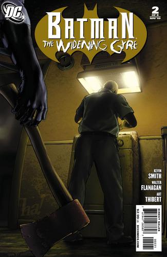 BATMAN: THE WIDENING GYRE #2