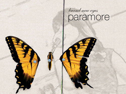 Brand New Eyes wolpeyper titled BNE ♥