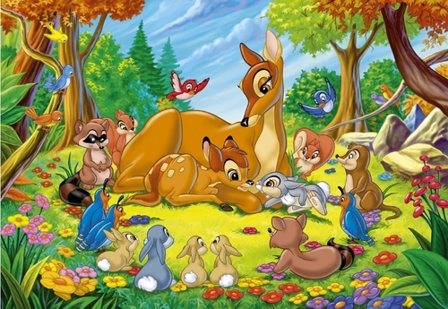 Bambi वॉलपेपर