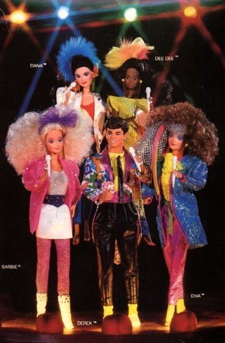 Barbie and the Rockers - the-80s Photo