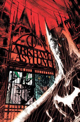 蝙蝠侠 Arkham Asylum Special